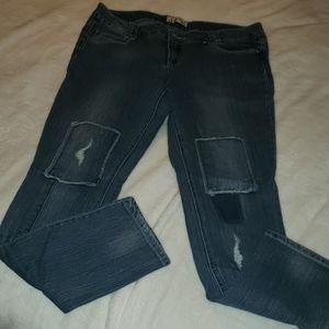 LEI Skinny Jeans